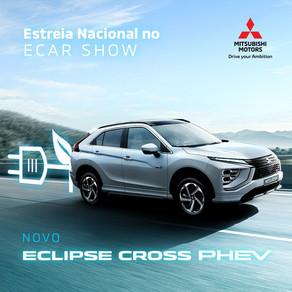 Novo Mitsubishi Eclipse Cross PHEV no Ecar Show