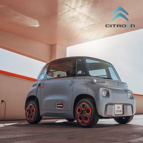 Citroën AMI - 100% ëlectric em Estreia Nacional