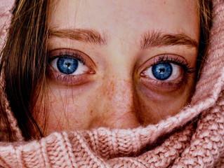 Curiosidades sobre os olhos claros