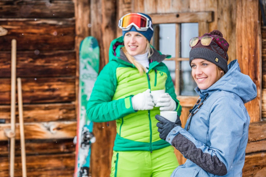 Skifahrerinen © Mirja Geh / Brixental