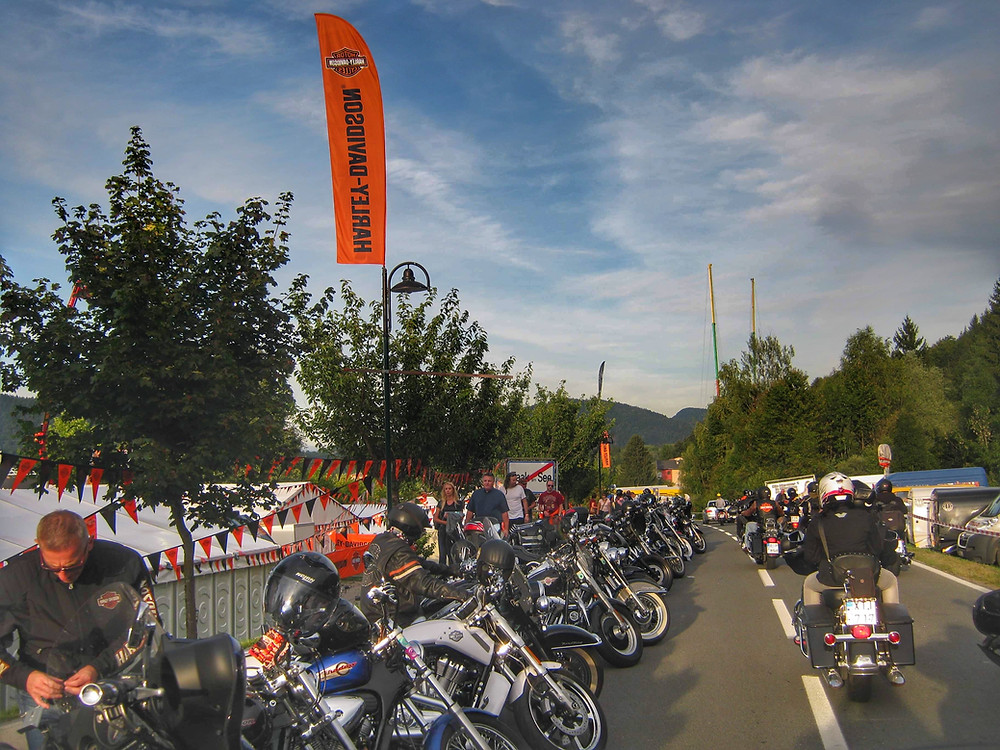 European Bike Week @Vasilis Makrydakis