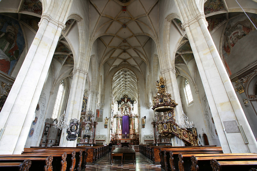 Καθεδρικός ©Graz Tourismus - Harry Schiffer