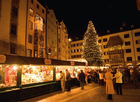 Οι 7 ομορφότερες Χριστουγεννιάτικες Αγορές εκτός της Βιέννης