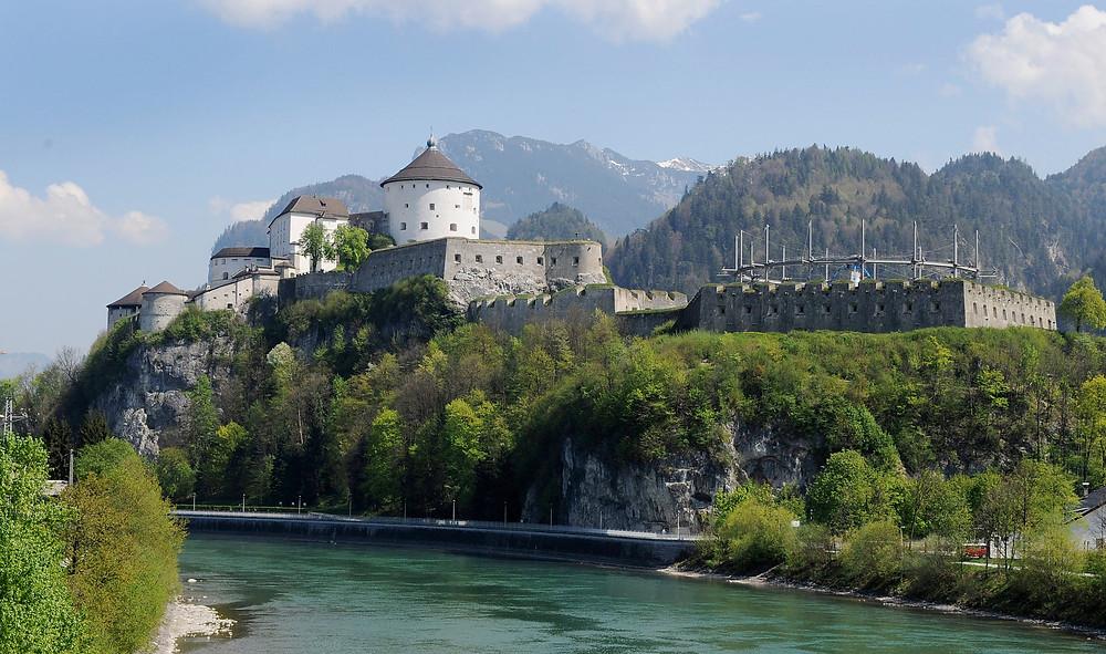 Το φρούριο του Κούφσταϊν ©Tirol Werbung / Aichner Bernhard