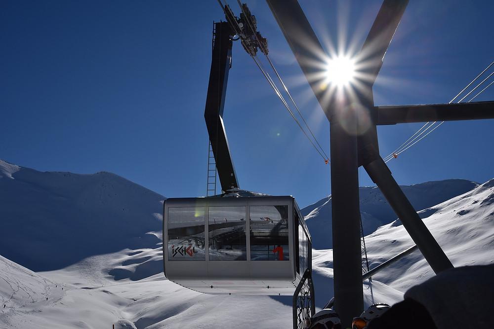Χιονοδρομικό Ischgl