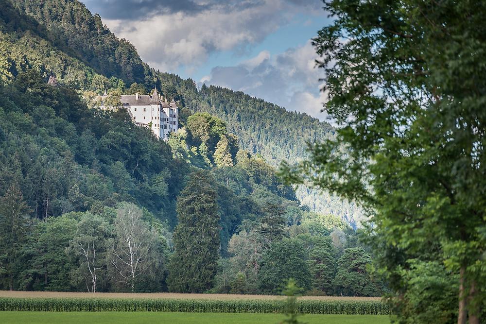 Schloss Tratzberg © Tourismusverband Silberregion Karwendel