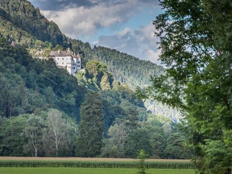 Schloss Tratzberg. Το ομορφότερο παλάτι του Τιρόλ