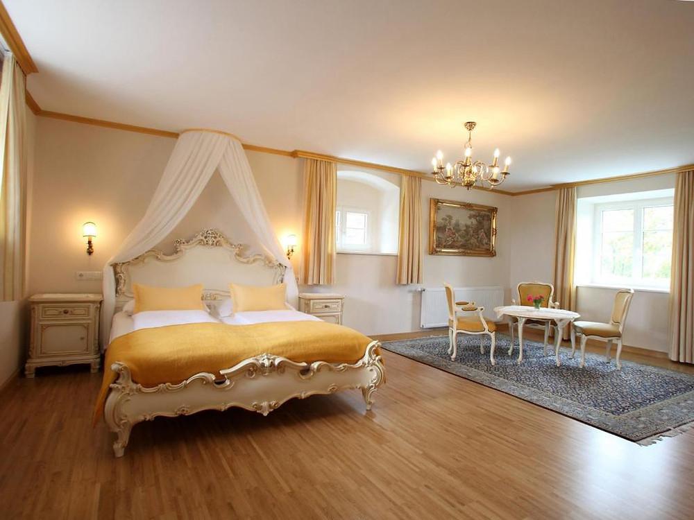 Δωμάτιο ξενοδοχείου Burg Deutschlandsberg