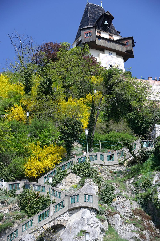 Κάστρο Γρατς ©Graz Tourismus - Harry Schiffer