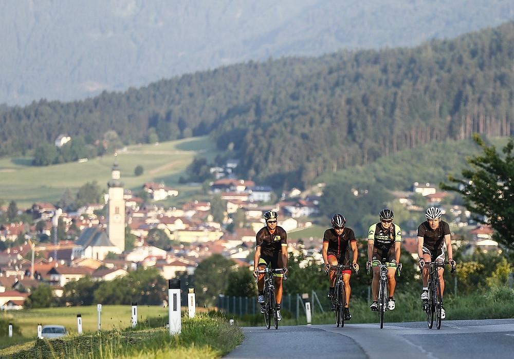 Ποδηλασία Τιρόλ © Tourismusverband Hall Wattens
