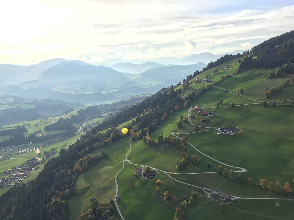 Αλπεις του Kitzbühel ©Hannes Hersch