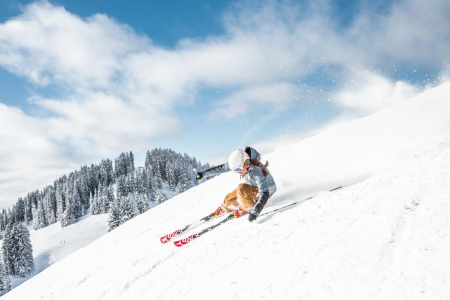 skiing © Mirja Geh / Brixental