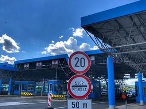 Roadtrip Ελλάδα-Αυστρία μέσω Σερβίας/Κροατίας