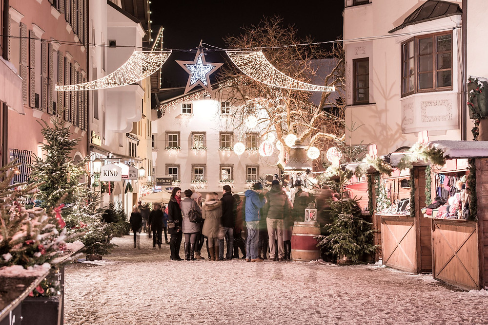Kitzbühel Advent © Michael Werlberger/Kitzbühel Tourismus