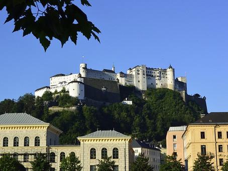 7 πανέμορφα κάστρα και παλάτια στις Αυστριακές Άλπεις