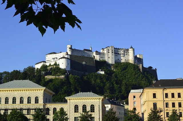 Κάστρο του Σάλτσμπουργκ