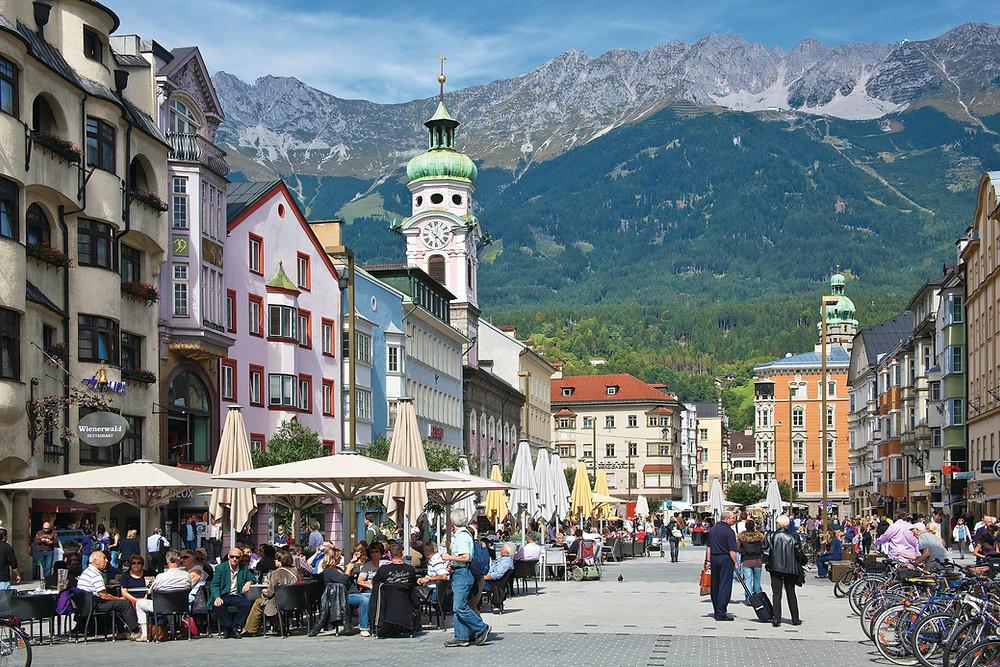 Ίνσμπρουκ © Innsbruck Tourismus / Christof Lackner