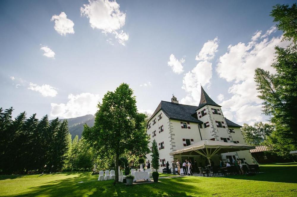 Ξενοδοχείο - Παλάτι Schloss Prielau