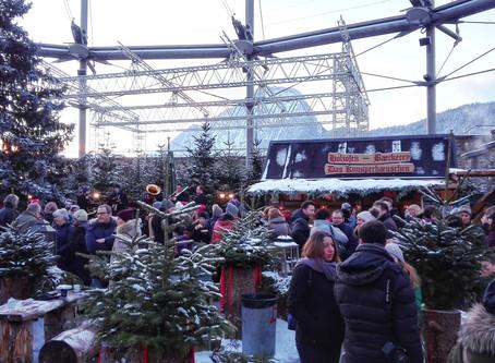 Οι Χριστουγεννιάτικες Αγορές του Κούφσταϊν
