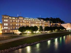 Τα καλύτερα 5*s ξενοδοχεία του Σάλτσμπουργκ