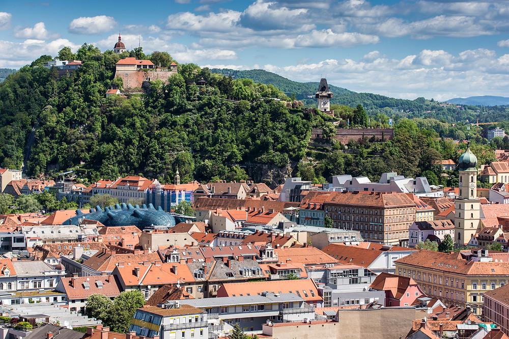 Γρατς ©Graz Tourismus - Harry Schiffer