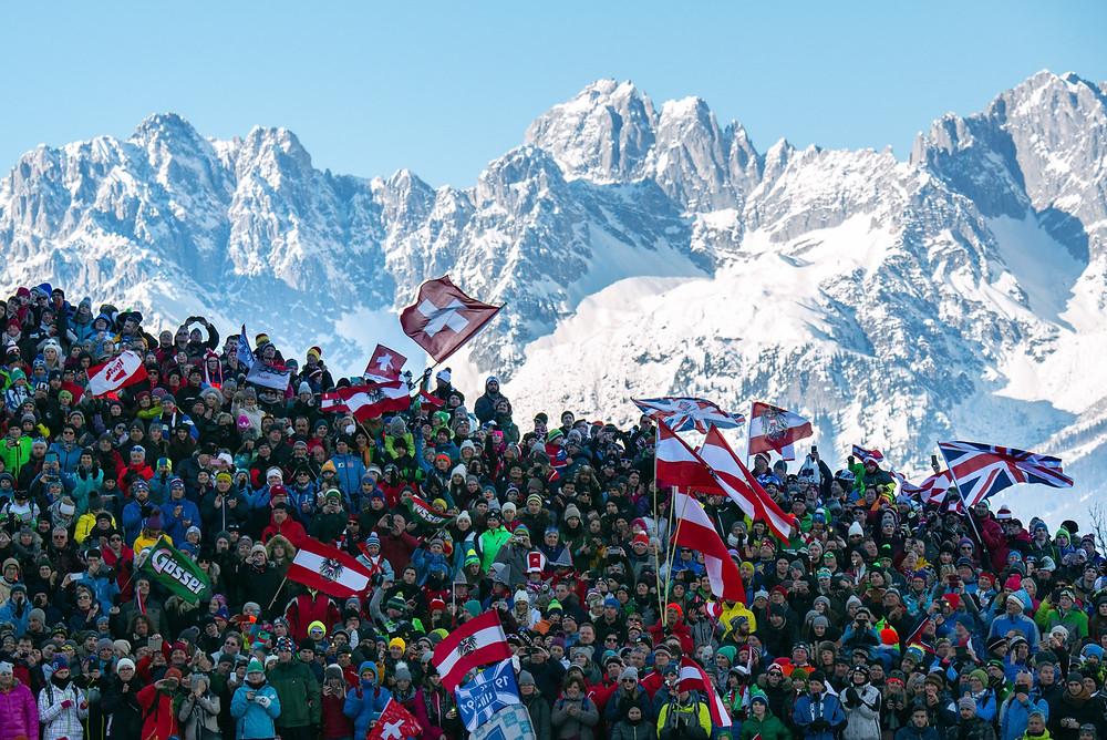 Hahnenkamm Race © Michael Werlberger | Kitzbühel Tourismus