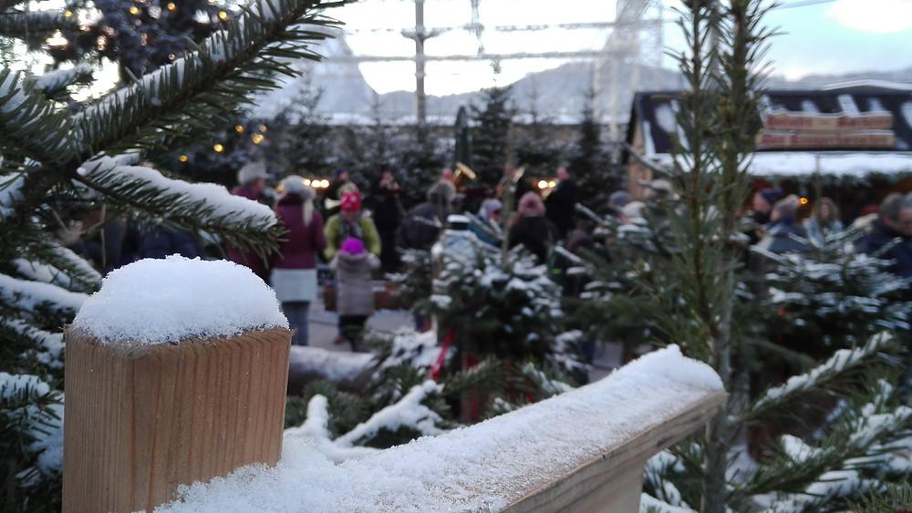 Christmas Market Kufstein