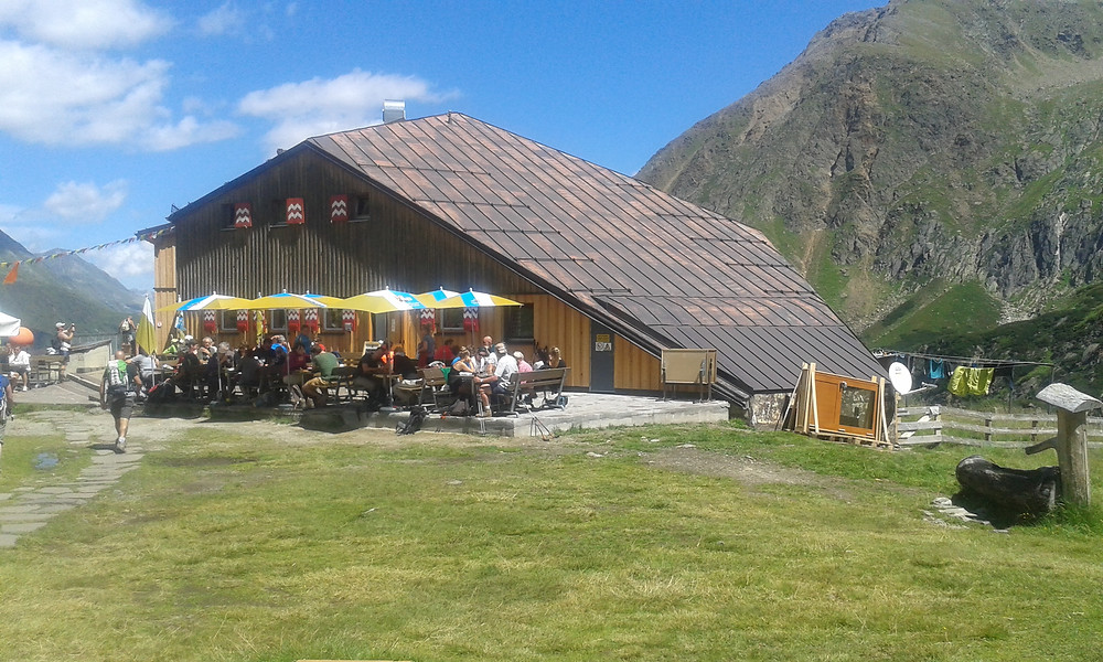 Sulzenau Hütte ©G.Polychronidis