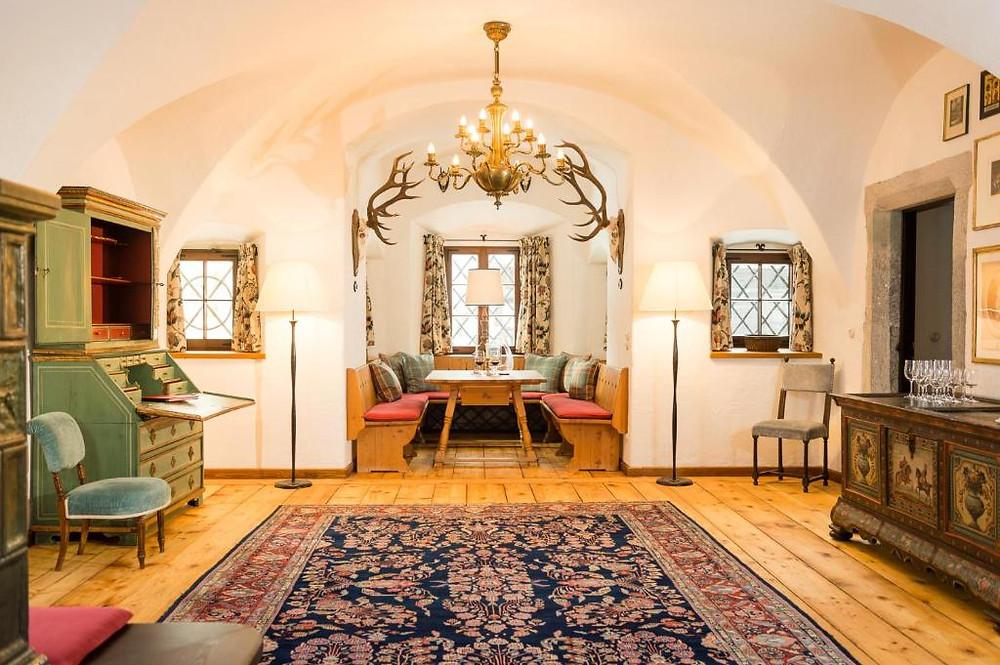 Αίθουσα εστιατορίου Schloss Prielau