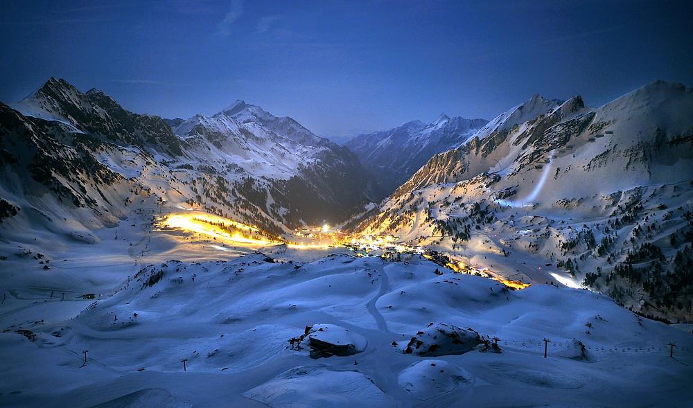 snow bowl ©Tourismusverband Obertauern
