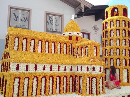 Blumencorso - Η παρέλαση με τα λουλουδένια άρματα