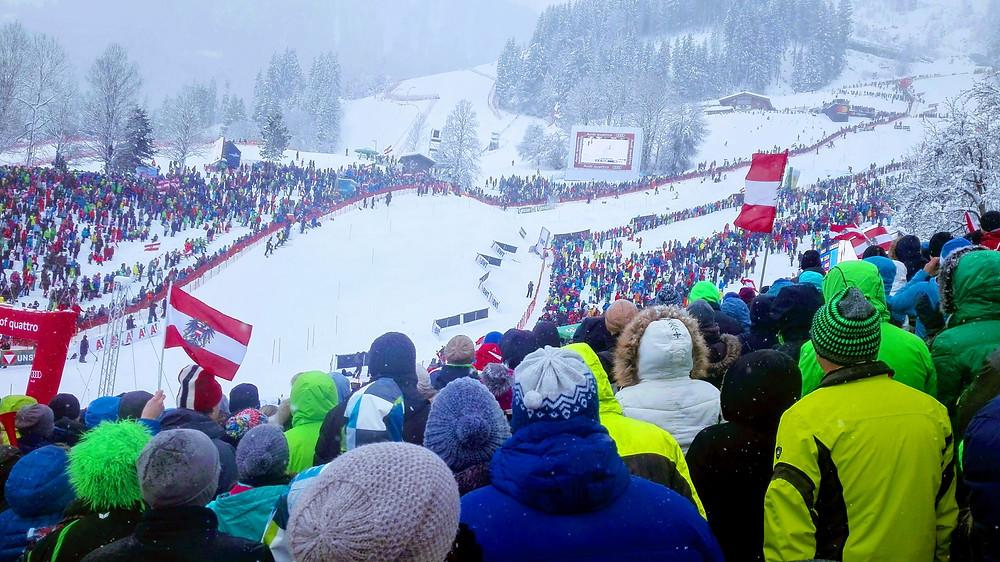 Slalom Hahnenkamm © G.Polychronidis