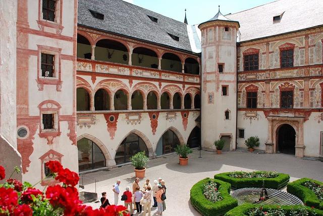 Παλάτι στο Τιρόλ