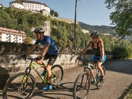 Η ομορφότερη ποδηλατική διαδρομή στο Τιρόλ