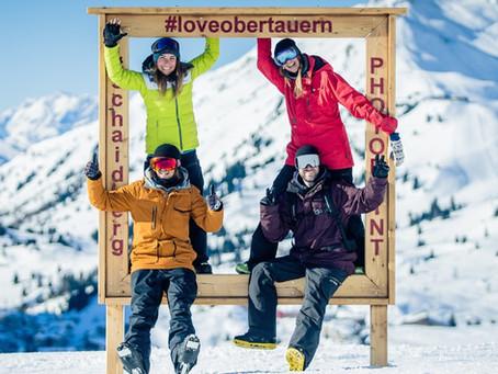 """Χιονοδρομικό Obertauern. """"We are Snow"""""""