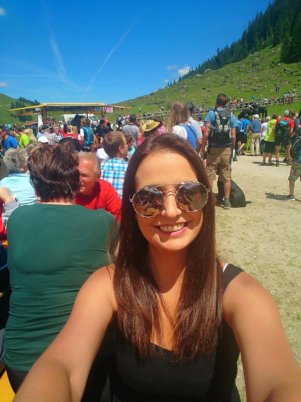 Διασκεδάζοντας στις Άλπεις