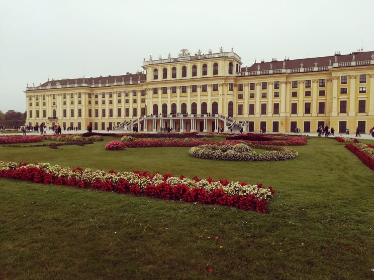 Ανάκτορο-Schönbrunn
