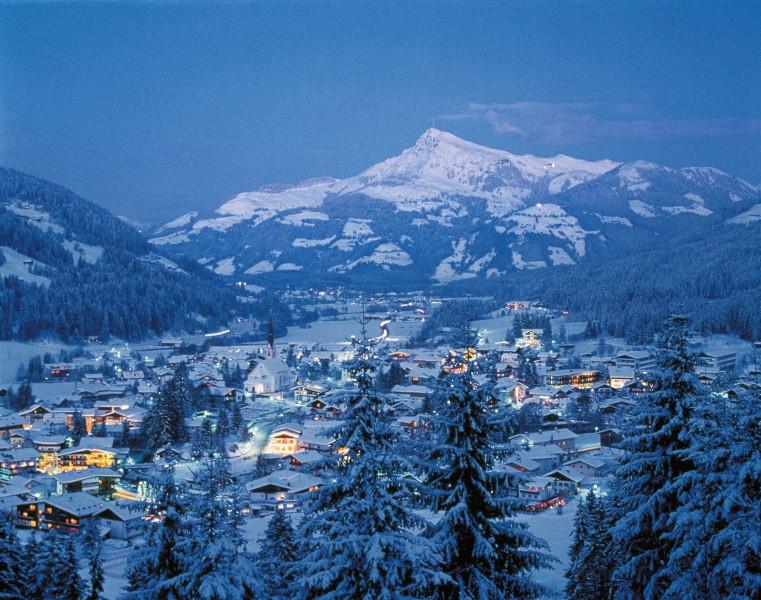 Κίρχμπεργκ Νύχτα © Kitzbüheler Alpen - Brixental