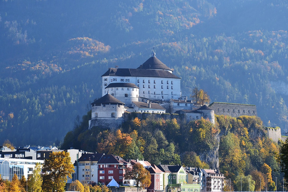 Kufstein and the Fortress