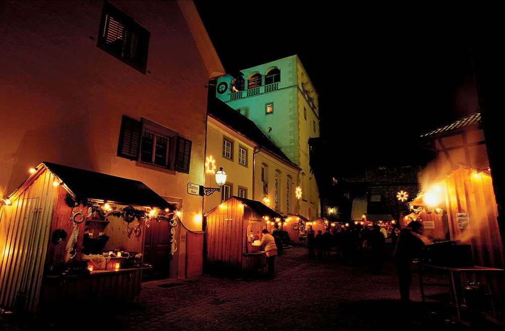 Bregenzer Weihnachtsmarkt  © Otmar Heidegger - Vorarlberg Tourismus
