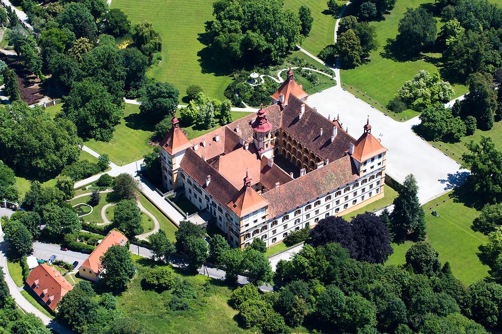 Παλάτι Έγκενμπεργ ©Graz Tourismus - Harry Schiffer