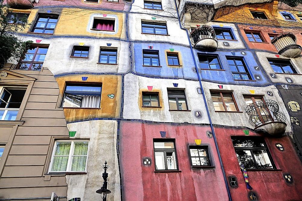 Hundertwasserhaus Βιεννη