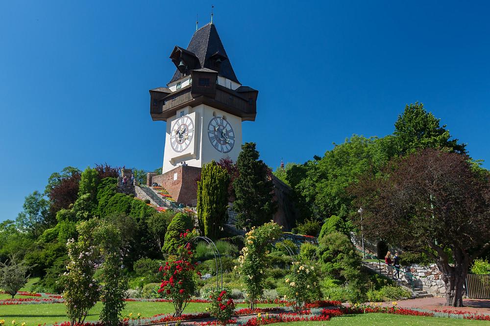 Πύργος του Ρολογιού ©Graz Tourismus - Harry Schiffer