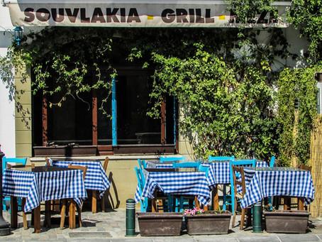 3 λόγοι για να φάτε σε ελληνικό εστιατόριο στην Αυστρία.