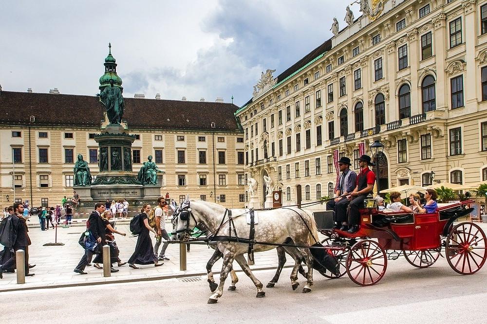 Hofburg Βιέννη