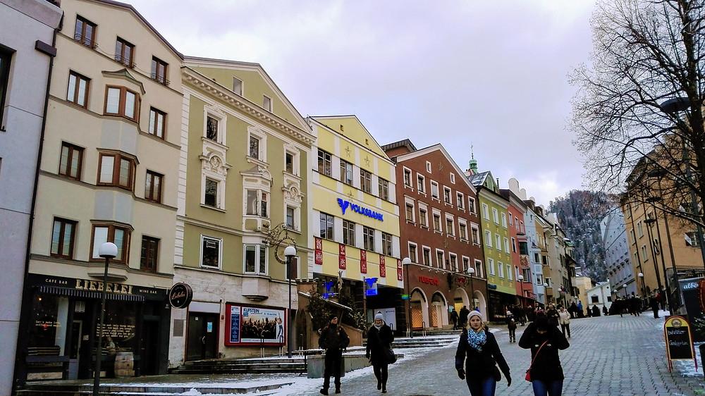 Παλιά πόλη του Kufstein