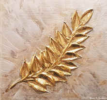 Gold leaf fern signed print.jpg