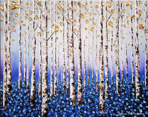 Birch Trees and Bluebells Final Signed.j