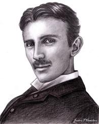 Tesla Portrait