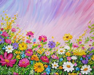 Wildflowers of Spring